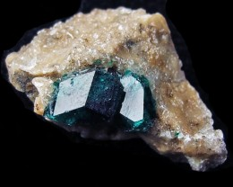 11.00CTS RARE EMERALD GREEN DIOPTASE FROM KAZAKHSTAN MGW4046