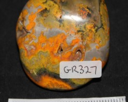 BUMBLE BEE JASPER from Volcano's Of Indonesia (GR327)
