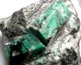 BAHIA EMERALD  SPECIMEN POLISHED 2130  GRAMS