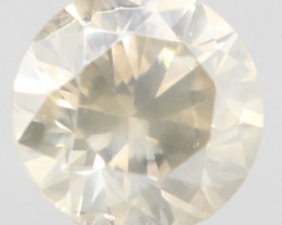 [NR]# TOP RARE SPARKLING CHAMPAGNE NATURAL DIAMOND 0.180Cts