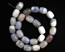 515 CTS JASPER STRAND NEUTRAL  BEADS   GG1894