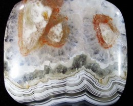 29.30 CTS TOP LAGUNA LACE AGATE FROM MEXICO [ST8063]