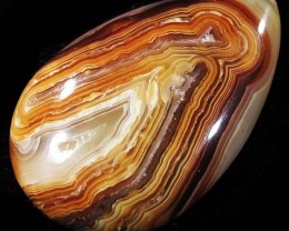 29.85 CTS TOP LAGUNA LACE AGATE FROM MEXICO [ST8070]