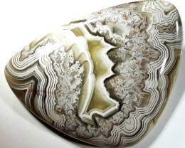 30.60 CTS TOP LAGUNA LACE AGATE FROM MEXICO [ST8071]