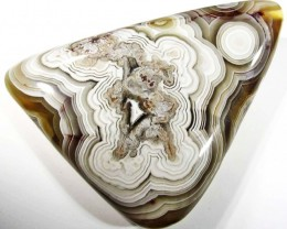 43.35 CTS TOP LAGUNA LACE AGATE FROM MEXICO [ST8096]