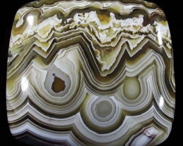 71.65 CTS TOP LAGUNA LACE AGATE FROM MEXICO-ST8104 -6