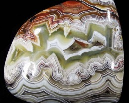47.20 CTS TOP LAGUNA LACE AGATE FROM MEXICO [ST8105]