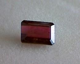2.15ct Emerald Cut Pink Tourmaline THA004