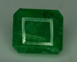 NR$1 ~ 1.30 CT 100% NATURAL TOP QUALITY VIVID GREEN EMERALD