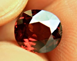 3.50 Carat VVS1 Flashy Spessartite Garnet - Superior Gem