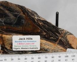 JACK HILLS BANDED TIGER IRON, Australia (GR423)