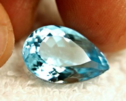 16.13 Carat Irradiated Topaz From Brazil VVS1 Beauty