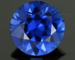 0.74 cts CERT Beautiful Blue Pailin Sapphire (CDS324)