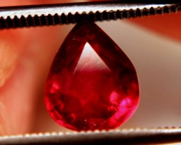 2.62 Carat VS2 Pigeon Blood Ruby