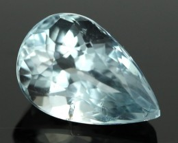 2.03 CTS CERT Sea Blue Aquamarine (BRB46)