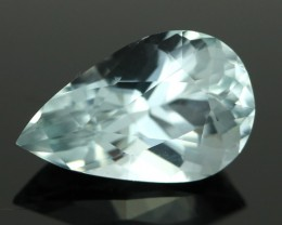 1.83 CTS CERT Sea Blue Aquamarine (BRB49)