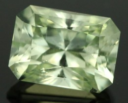 2.44 CTS CERT YELLOW / GREEN TOURMALINE - IDEAL CUT (TMG78)
