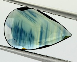 1.43 CTS CERT Sapphire Slice - Rose Cut - Unique (CDS320)