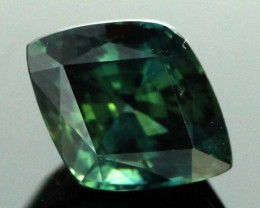 1.28 CTS CERT - NATURAL GREEN / YELLOW SAPPHIRE (CDS318)