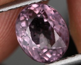 1.59 CTS CERT RHODOLITE GARNET RED /PURPLE (GNR71)