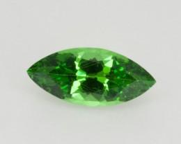 1.3ct Green Tsavorite Garnet, Triangle (PG-62-70-MEX)