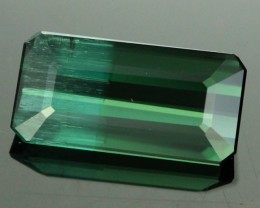 3.27 cts CERT Beautiful Blue Green Tourmaline (TMG83)