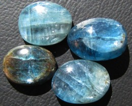 48Cts Parcel green Kyanite Gemstones MYGM  2000