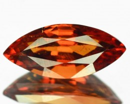 Firey Mandarin Orange Marquise Cut 1.65ct Spessarite RS19/1