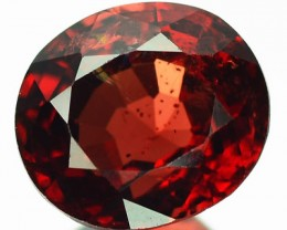 2ct Lovely Orange-Red Quality Flame Spinel VVS RS14/4