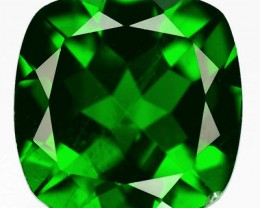 2.35ct Gorgeous Rich Vibrant Green Chrome DiopsideVVS RS27/3