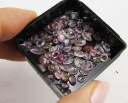 20  Cts parcel African Sapphires   GG 2310