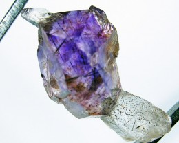 7.53 CTS AMETHYST SCEPTER FROM NAMBIA [MGW4168]