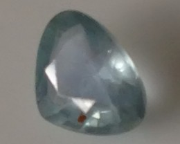 6MM NATURAL SAPPHIRE - GENTLE BLUE - NO RESERVE