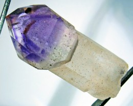 41.50 CTS AMETHYST SCEPTER FROM NAMBIA [MGW4193]