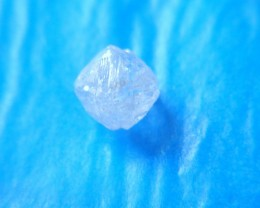 NATURAL SUPER -WHITE-DIAMOND ROUGH-1.40CTWSIZE, 1PCS,NR