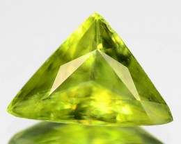 Brilliant Sparkles 1.95ct Sweet Green Sphene VVS RS11/5