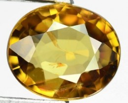 Brilliance of a Diamond 3.55ct Honey Gold Yellow Sphene RS12/1