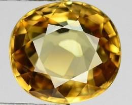 Brilliance of Diamond 3.55ct Golden Yellow Sphene RS12/4
