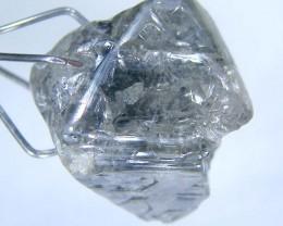 Rough Grey Diamonds