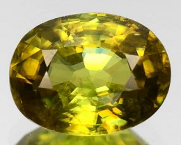 Sparkles with Brilliance Bright GoldYellow Sphene VVSRS33/9