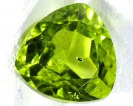 PERIDOT FACETED STONE 2.65 CTS TBG 666