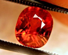 2.37 Carat VS2 Vibrant Orange Spessartite Garnet - Superb