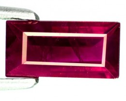 Lovely Red Un Heated Un Treated 1ct Ruby - Elegant, RS18/1