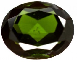 GREEN TOURMALINE FACETED STONE 2.9 CTS TBG-734