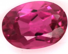 PINK TOURMALINE FACETED STONE0.80  CTS TBG-735