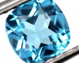 SWISS BLUE TOPAZ 1  CTS  TBG-763