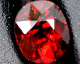 RED GARNET GARNET FACETED 3  CTS TBG-753