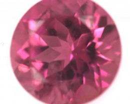 REDDISH PINK TOURMALINE  FACETED 0.95  CTS TBG-745