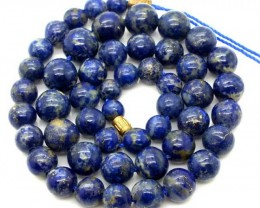 LAPIS BEADS DRILLED  NATURAL  160  CTS NP-236