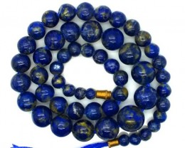 LAPIS BEADS DRILLED  NATURAL 177.5   CTS NP-238